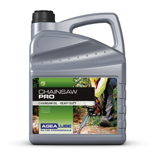 Kettingzaag olie Agea Lube Chainsaw Pro 5 liter