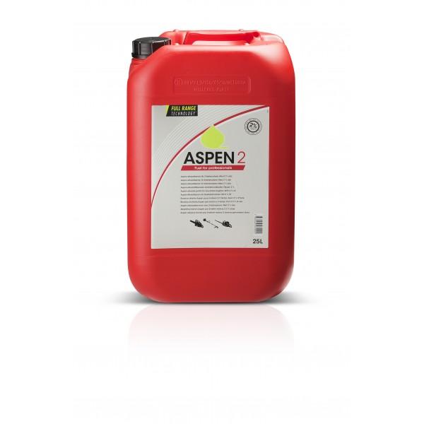 Brandstof 25 liter Aspen 2